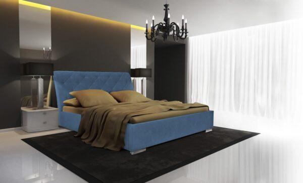 Łóżko Xavier Prestige Italcomfort Magic Velvet 2233