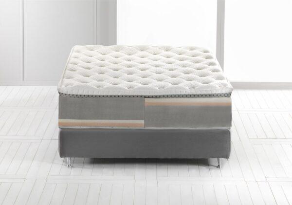 technologia dual comfort w materacu Comfort Dual 10