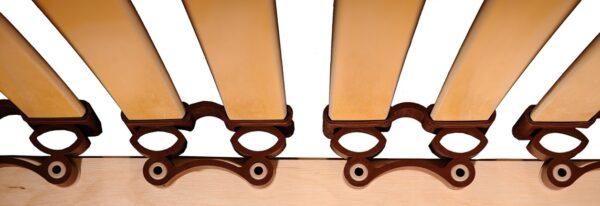 stelaż elastyczny Komfort KF Italcomfort z regulacją mechaniczną