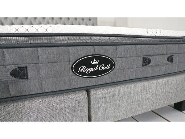 materac hybrydowy west port royal coil