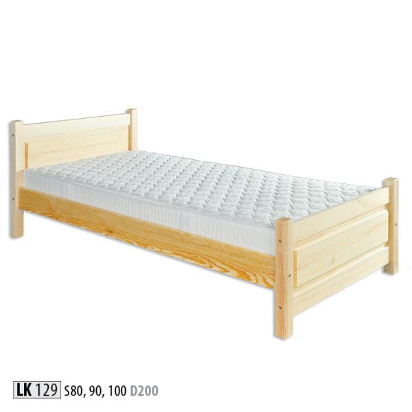 łóżko LK129 Drewmax