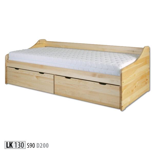 łóżko LK130 Drewmax