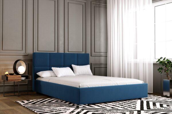 łóżko tapicerowane Brik Matinee