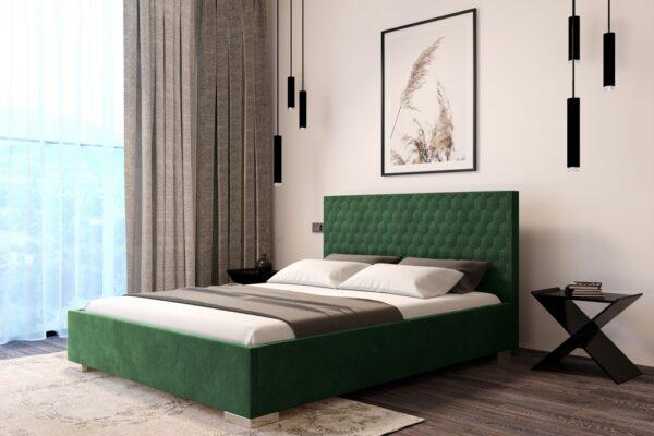łóżko tapicerowane Creatina Matinee