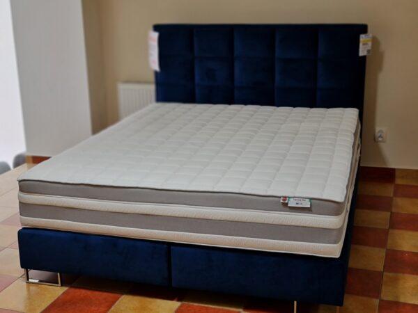 łóżko kontynentalne Bjorg Italcomfort okazja z ekspozycji